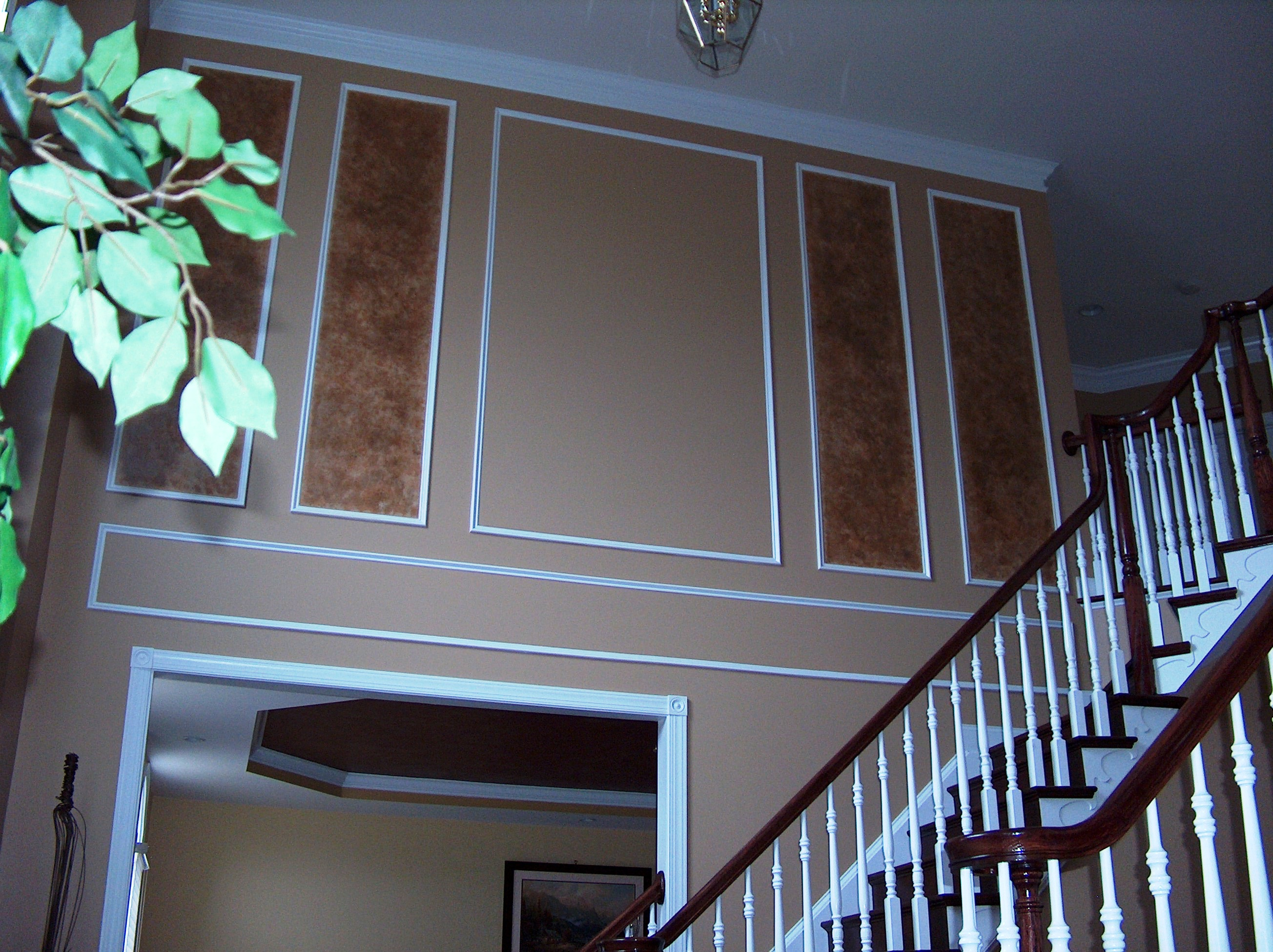 decor wall another throughout trim finished with builders renovation beautiful the project team up at just ca valley decorative molding boards moldings windsorone this streamline mill pin